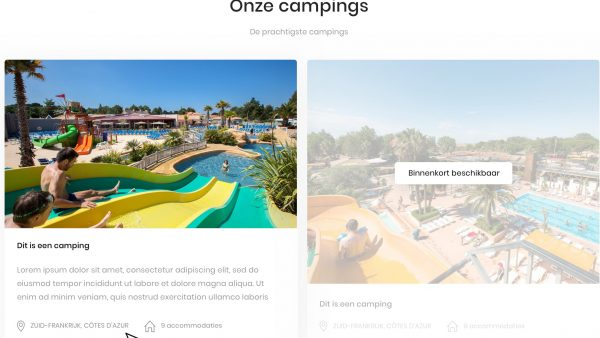 Camping onze23